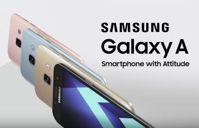 Harga Spesifikasi Samsung Galaxy A 2017 Series Terbaru