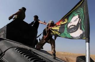 Milisi Syiah Irak Incar Pangkalan Udara Tal Afar di Mosul Barat