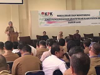 Gandeng KPK Wujudkan Pemerintah Berwibawa