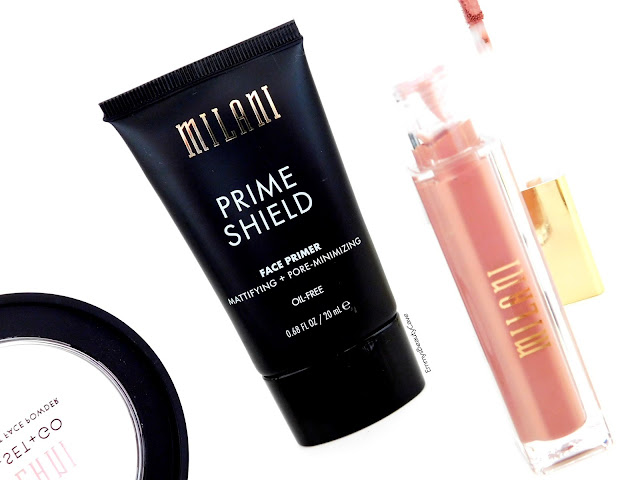 Milani Prime Shield Face Primer Review