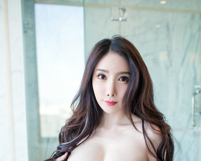 Naked Chinese Girl Zeng Shui 曾水 Tempting Maid Superb Big Breast