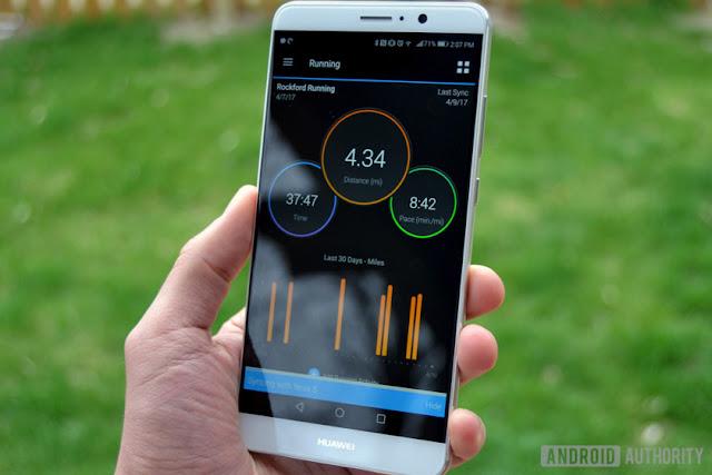 Nastavení Garmin Fenix 5 na Android OS  7bea044b95