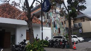 Jalan Jalan Yogyakarta Review Hotel Adhistana
