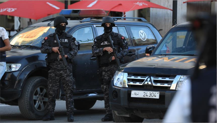 إطلاق نار على دورية أمنية في القصرين غربي تونس