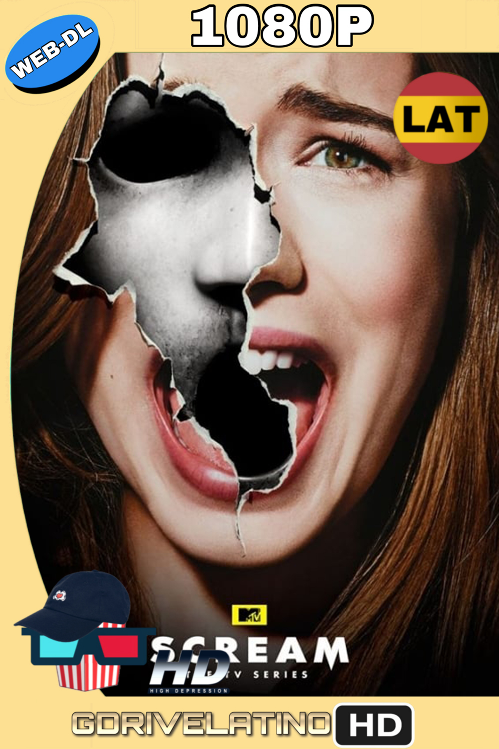 Scream (2016) Temporada 2 (13/13) WEB-DL 1080p (Latino-Inglés) MKV