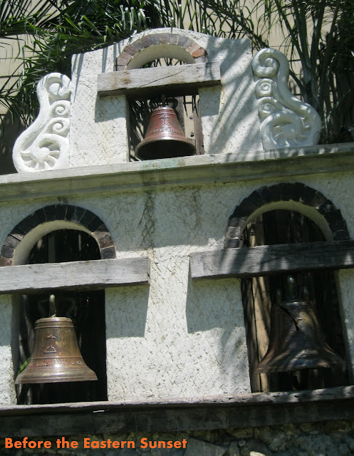 Cebu Cathedral Museum - three bells