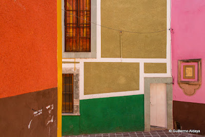Calzada Tecolote, Ruta de la Independencia (Guanajuat, México), by Guillermo Aldaya / PhotoConversa