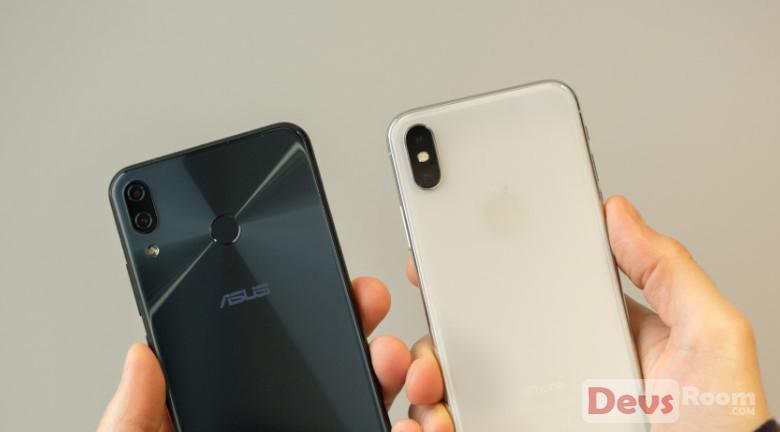 Kamera Asus Zenfone 5 dan 5Z