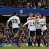 Tottenham vence Chelsea de virada e se aproxima de vaga na Champions