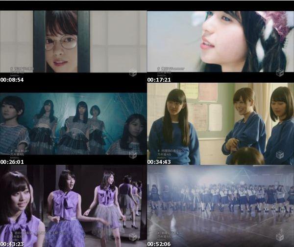 [TV-Variety] 乃木坂46 MV特集 (M-ON! HD 2016.11.28)