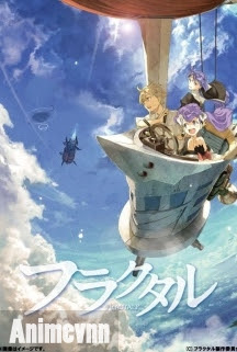 Fractale - Anime Fractale 2012 Poster