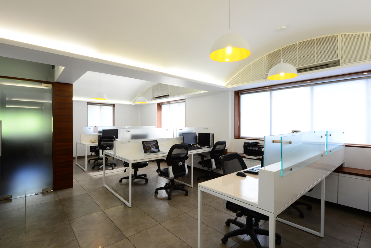 Design Pataka 20 Office By Jugal Rahul Mistri Of Blank The Digital Design Authority On Indian And International Interiors Architecture And Art