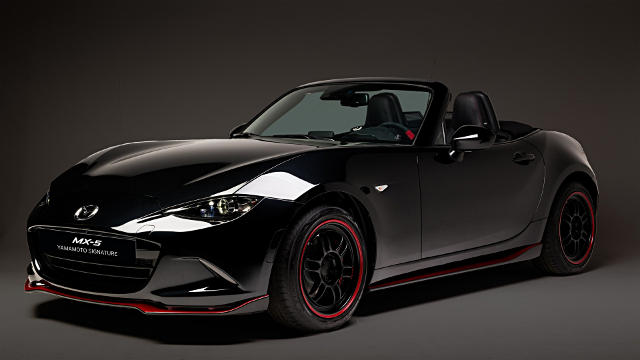 Mazda MX-5 Yamamoto Signature - Fond d'écran en Full HD