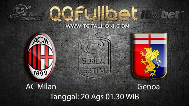 Prediksi Bola Jitu AC Milan vs Genoa ( Italian Serie A )