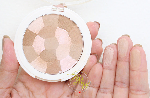 a swatch photo of SAEM Saemmul Luminous Multi-Shading