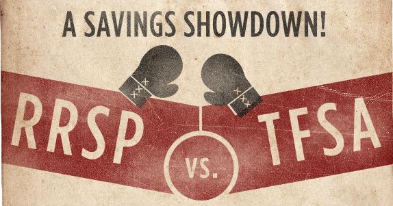 tfsa versus rrsp - the savings showdown