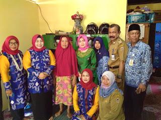 Warga Kelurahan Baharu Selatan Dapat Bantuan Rehab Rumah