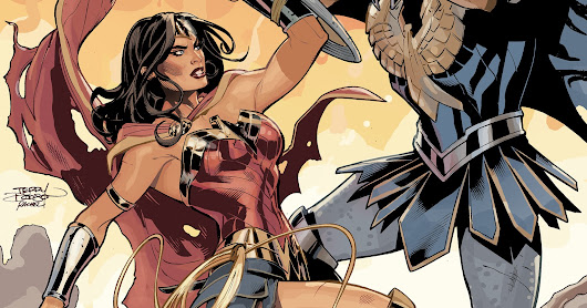 PREVIEW: Wonder Woman #62