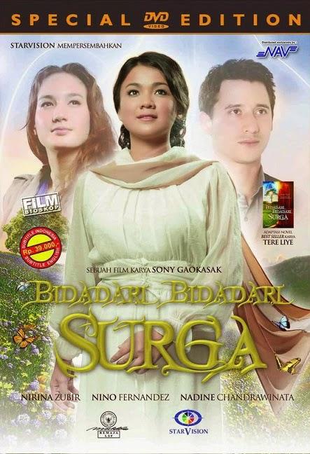 Bidadari Bidadari Surga (2012) DVDRip