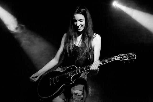 Ladies of Metal: Melina Krumova (Grimaze), Ladies of Metal, Melina Krumova, Grimaze