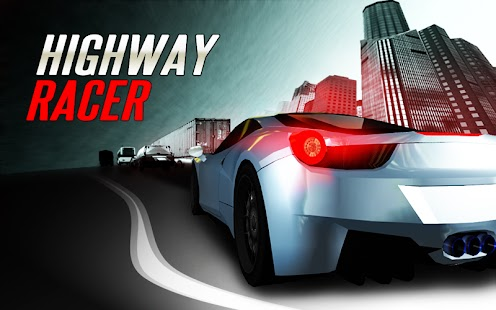 Highway Racer – racing game Apk+Data Free on Android Game Download