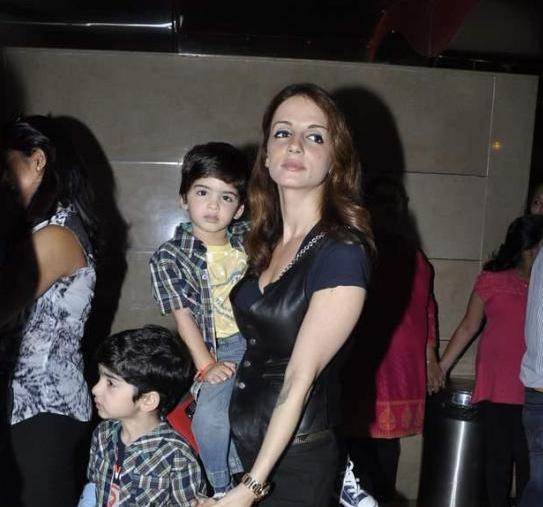 Bollywood Star Kids: Hrithik Roshan's Children Hrehaan and
