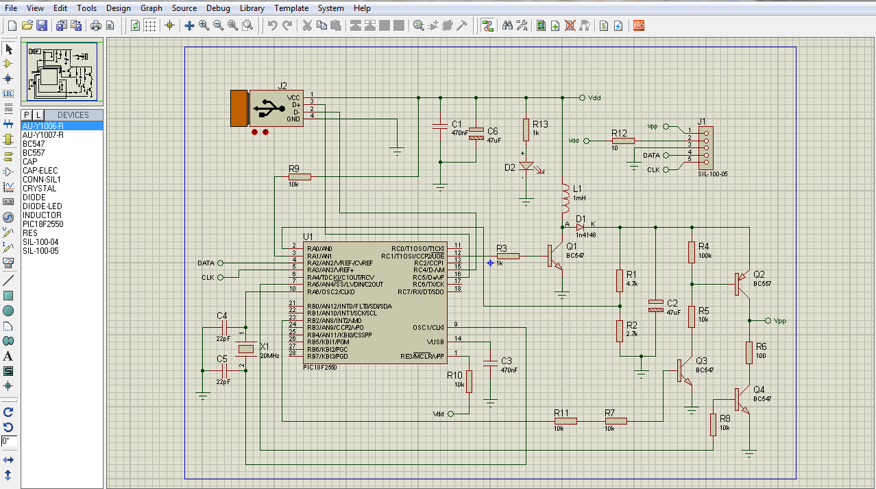 acesolutions: pickit 2 clone programmer pickit 1 circuit diagram pickit 2 circuit diagram #2