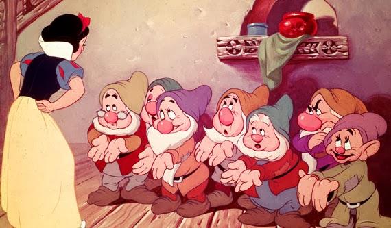 Snow White and the Seven Dwarfs animatedfilmreviews.filminspector.com