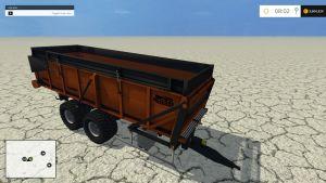 Dezeure Transmax trailer