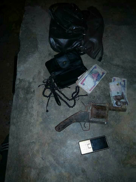 Soldiers Foil Armed Robbery Attack In Zamfara, Capture One (Photos)