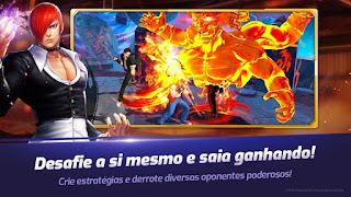 The King of Fighters ALLSTAR v 1.1.1 apk mod HABILIDADES INFINITAS