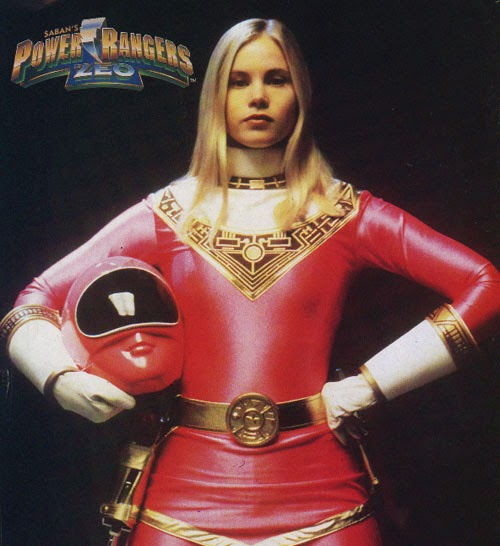 Power Ranger Paling Cantik