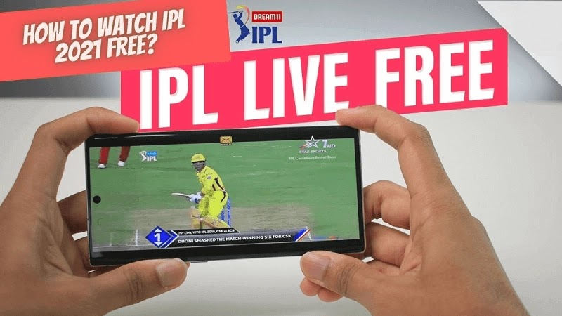 Watch IPL 2021 Free