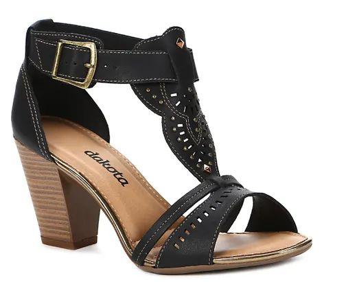 Comprar Sandália de Salto Feminina Dakota