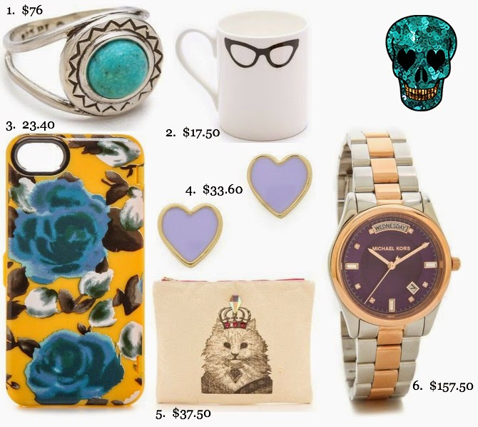 Sequins and Skulls: Weekend Steals From Shopbop