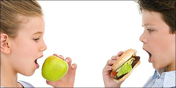 Σωστή διατροφή για ένα παιδί