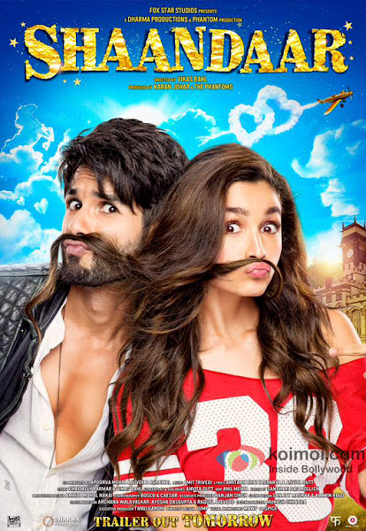 Shaandaar (2015) Movie Poster No. 3