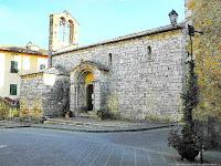 Chiesa Sante Marie, San Quuirico d'Orcia, Valdorcia