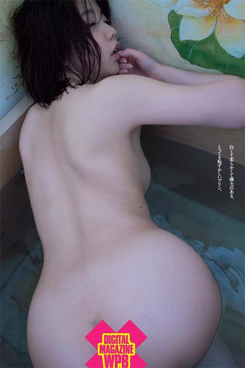Yuna Shiraishi 自石由奈, Weekly Playboy 2018 No.25 (週刊プレイボーイ 2018年25号)