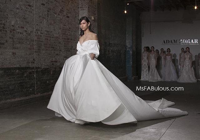 bridal ballgown