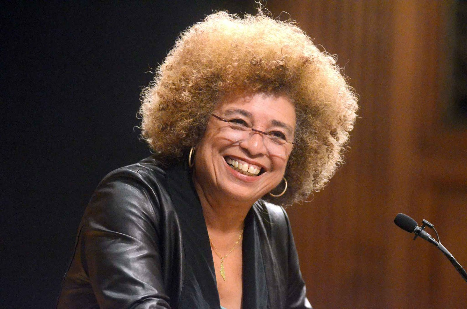 An Angela Davis Biopic Is Officially Being Developed