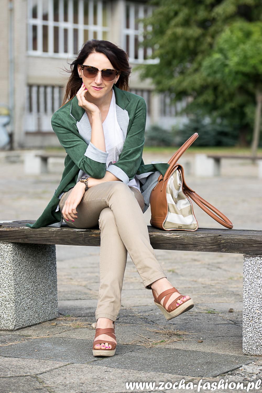http://www.zocha-fashion.pl/2016/08/zielona-marynarka-koszulka-z-przesaniem.html
