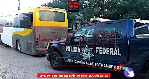 Aseguran a 41 hondureños indocumentados en la carretera Tulum-Cancún