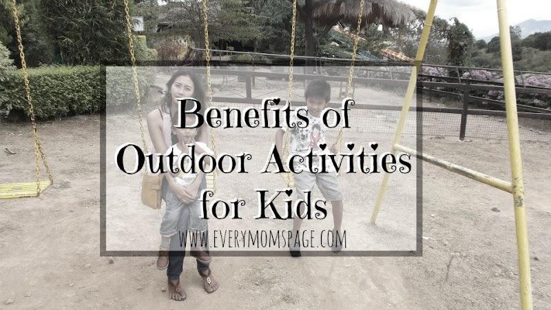 Benefits of Outdoor Activities for Kids