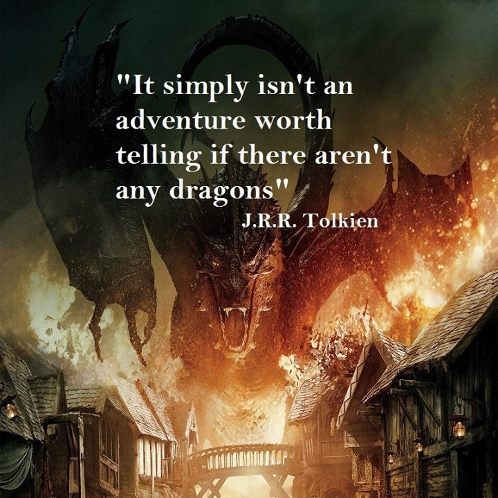 There Be Dragons Quote: Jonathan Green, Author: Thought For The Day