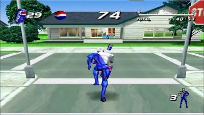 Download Pepsi Man [ PS1 ] zona-games.com