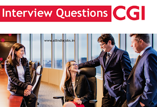 CGI Interview Questions