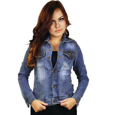 jaket jeans, jaket levis, jaket jeans wanita, jaket levis wanita