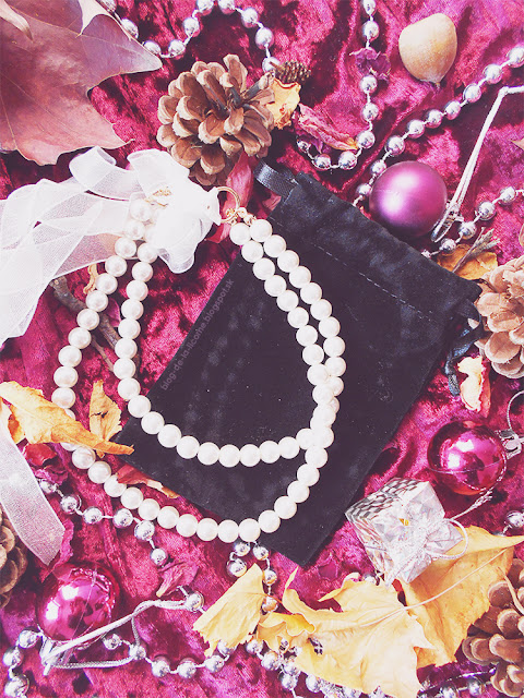 Oriflame perličkový náhrdelník Romantic recenzia
