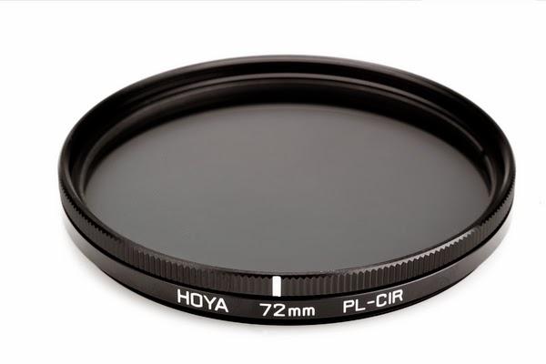 المرشح أو للفلتر الإستقطابي Polarizer filter